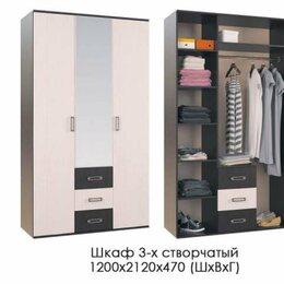Шкафы, стенки, гарнитуры - Шкаф Белла 3-х дверный, 0