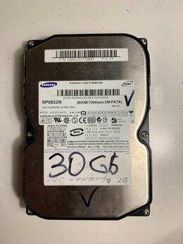 Внутренние жесткие диски - HDD Samsung 80gb, 0