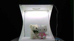 Светофильтры - Фотобокс, лайткуб для фотосъемки новый 40 см, 0