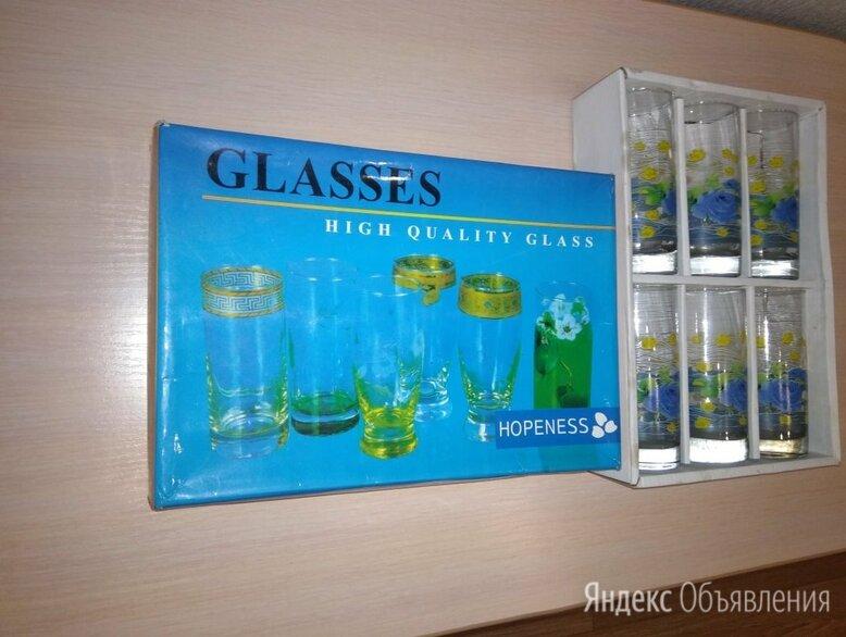 Набор стаканов по цене 550₽ - Бокалы и стаканы, фото 0