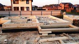 Готовые строения - Этапы строительства дачного дома, 0