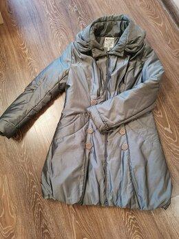 Пальто - Пальто на холлофайбере 48 размера, 0