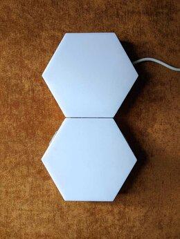 Настенно-потолочные светильники - Модульные сенсорные светодиодные лампы (5 шт), 0