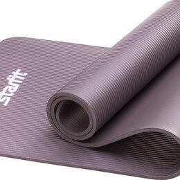 Йога - Коврик для йоги STARFIT FM-301 NBR 183x58x1,2 см, 0