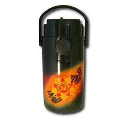 Термосы и термокружки - Термос настольный Амет А Гейзер (3 литра), черный, 0