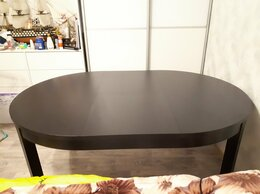 Столы и столики - Стол IKEA бьюрста, 0