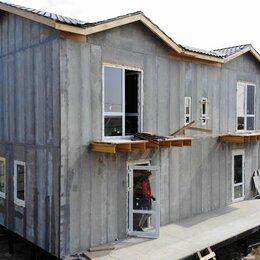Готовые строения - Строительство домов из сип-цсп в Крыму, 0