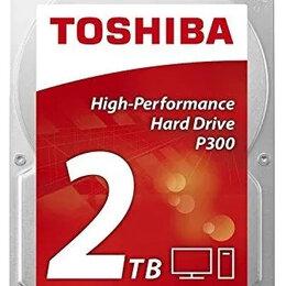 Внутренние жесткие диски - HDD Toshiba 2Tb 7200rpm, 0