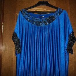 Платья - Нарядное платье- макси  королевского размера 56- 64, 0