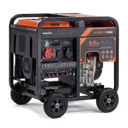 Электрогенераторы - Дизельный генератор DAEWOO DDAE 11000DXE-3, 0