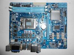 Материнские платы - Gigabyte H61M-S2V-B3 LGA1155 1155 h67 Z77 B75 H61, 0