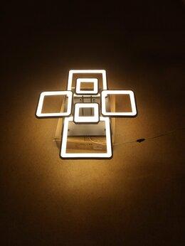 Настенно-потолочные светильники - люстра светодиодная, 0
