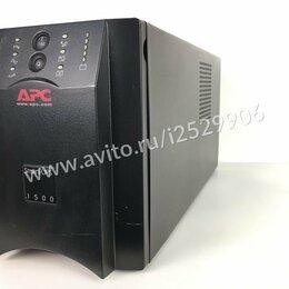 Источники бесперебойного питания, сетевые фильтры - Ибп APC Smart-UPS USB Serial 230V SUA1500I, 0