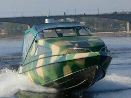 Моторные лодки и катера - Катер КС-700, 0