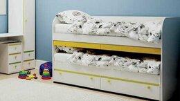 Кроватки - Двухъярусная кровать, 0