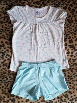 Домашняя одежда - Хлопковая пижама р. 104 Sanetta Италия, 0