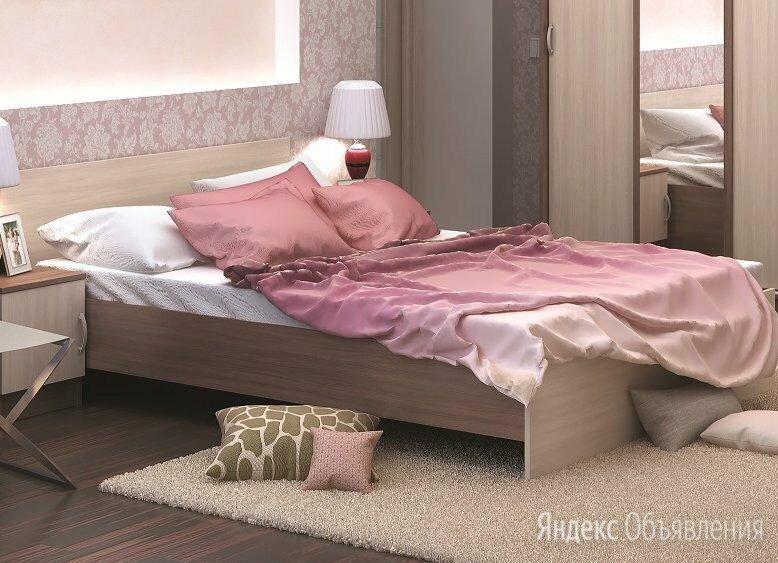 Кровать двухспальная КР-558 (1.6) по цене 7200₽ - Кровати, фото 0
