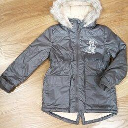 Куртки и пуховики - Парка демисезонная на девочку, 0