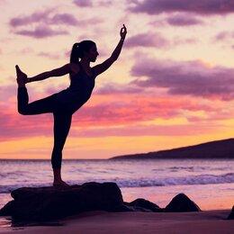 Спорт, красота и здоровье - Занятия по йоге, 0