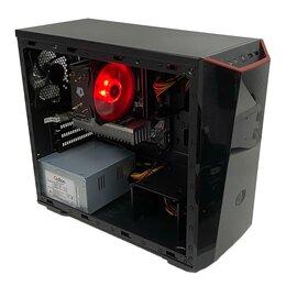 Настольные компьютеры - Системный блок Intel Core i3-10100F c GTX 1030 2Gb, 0