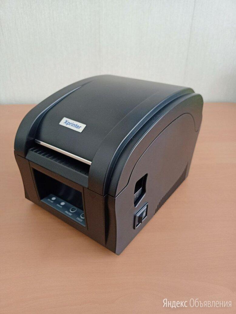 Принтер для печати этикеток по цене 7200₽ - Принтеры чеков, этикеток, штрих-кодов, фото 0