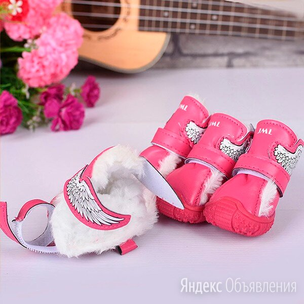 Обувь для собак зима по цене 750₽ - Одежда и обувь, фото 0