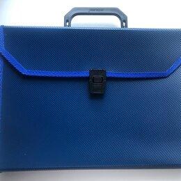 Портфели - Новый пластиковый портфель для документов, 0