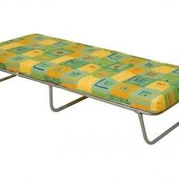 Кровати - Кровать-тумба Вероника-М с матрасом 10см, 0