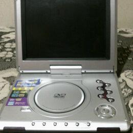 DVD и Blu-ray плееры - DVD плеер модель SP-1050D на детали, 0