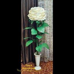 Торшеры и напольные светильники - Торшер Белая роза, 0