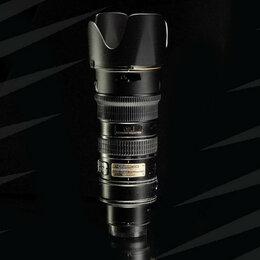 Объективы - NIKON AF-S VR 70-200 mm f/2.8G IF-ED // 4586 📷 , 0