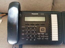 Проводные телефоны - Системный телефон Panasonic KX-DT 543 и консоль, 0