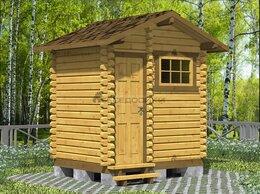 Души - Деревянный летний душ с раздевалкой 2,5х2 «Дождик», 0