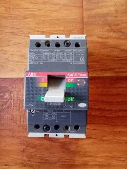 Электрические щиты и комплектующие - Автомат Abb sace tmax t1b 160 50a , 0