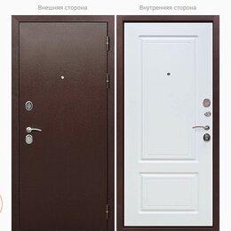 Входные двери - Дверь металлическая 100 мм, 0