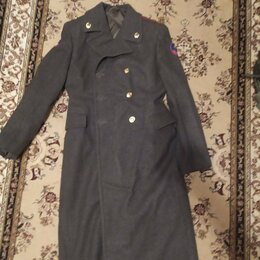 Пальто - Шинель  военная, 0