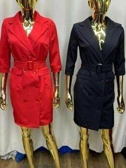Платья - Новое красное платье-пиджак 44 размер , 0