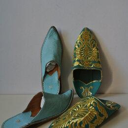 Домашняя обувь - Новые домашние тапочки. Размер 36-37, 0