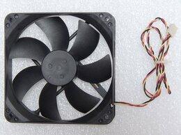 Кулеры и системы охлаждения - Вентилятор кулер 120мм 12В, 3pin, 0