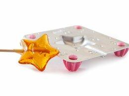Аксессуары для готовки - Форма для приготовления леденцов Звезда, 0