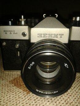 Пленочные фотоаппараты - Фотоаппарат Зенит TTL, 0