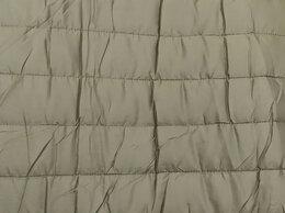 Рукоделие, поделки и товары для них - Ткань стеганная курточная хаки, 0