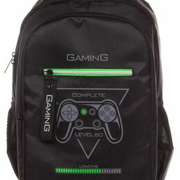 """Рюкзаки - Новый рюкзак Hatber Basic Style """"Gaming"""", 0"""