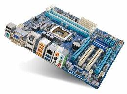 Материнские платы - Мать GA-H57M-USB3 ЦП Intel Core540 ОЗУ 4Гб кулер, 0