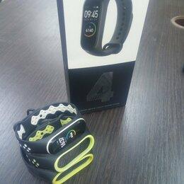 Умные часы и браслеты - xiaomi mi band 4, 0