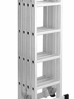 Лестницы и стремянки - Лестница-трансформер 4х4 стандарт (4,60м), 0
