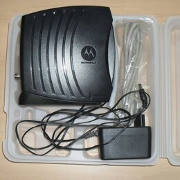 Прочее сетевое оборудование - Модем кабельный Motorola surfboard SB 5101E, 0