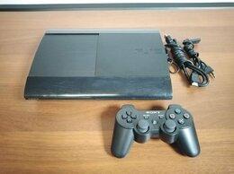 Игровые приставки - Игровая приставка Sony PS3 500Gb Super Slim, 0