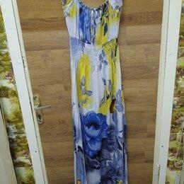 Платья - Сарафан в пол 48-50 размер, 0