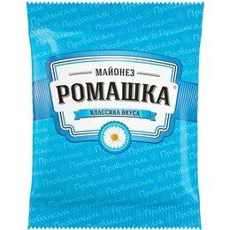 Ингредиенты для приготовления напитков - Майонез Ромашка классический 220 г, 0